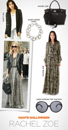 Halloween costume ideas! Rachel Zoe