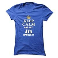Keep Calm and let Ava