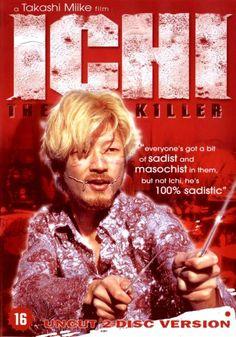 Ichi the Killer (2002) Directed by Takashi Miike