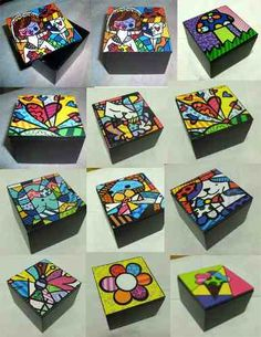 cajas decoradas - Google Search