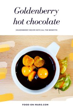 The perfect hot chocolate - Food On Mars Meal Recipes, Sweets Recipes, Quick Recipes, Healthy Dinner Recipes, Body Check, Hot Chocolate Recipes, Vegetarian Options, Nice Body, Healthy Fats