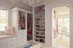 closet, interiors, fashion, clothing