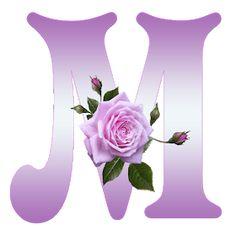 Alphabet Letters Design, Fancy Letters, Flower Letters, Alphabet Art, Letters And Numbers, Alphabet Style, Love Wallpapers Romantic, Beautiful Flowers Wallpapers, Purple Wallpaper Iphone