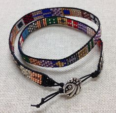 LOVELY Double Wrap Bracelet by Diane Honey!