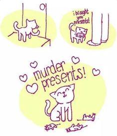 murder presents <3