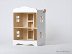 Doll house-etsy