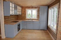 Retro kitchen: 60 amazing decor ideas to check out - Home Fashion Trend Bodbyn, Amazing Decor, Home Fashion, Kitchen Decor, Kitchen Cabinets, Retro, House Styles, Ikea, Home Decor