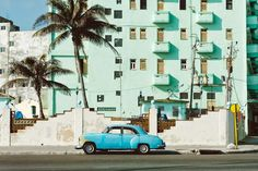 HAVANA - simple series by photographer Tom Blachford! | Art And Chic