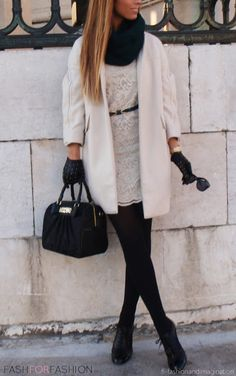 Formal Winter Outfits on Pinterest | Cute Edgy Fashion Business Suit Women and Tomorrowland Outfit