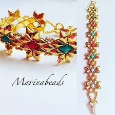 Marilyn bracelet with Diamonduo 24K plated