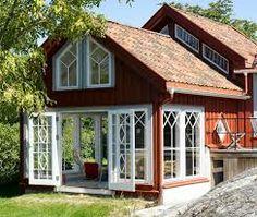 hus store vinduer - Google-søk