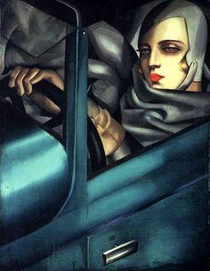 Tamara de Lempicka (1929)
