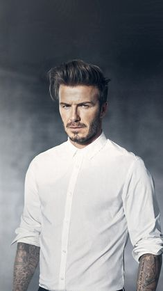 David Beckham Model Sports Handsome iPhone 5s wallpaper