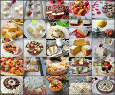 Sul blog ci sono 445 dolci e con questo post ho fatto finalmente un poco di ordine ...spero di aggiornarlo ogni qualvolta una nuova preparazione verrà pubblicata