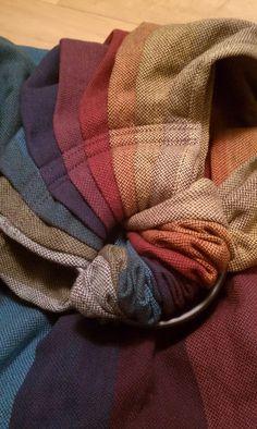 rainbow ring sling