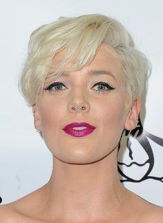 Il taglio corto platino. Guarda anche: Video: 12 tagli di capelli corti ispirati alle star da provare subito!  -cosmopolitan.it