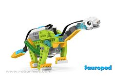 The Dino Park course gives unique opportunity to revive the prehistoric world in your classroom! Lego Wedo, Lego Mindstorms, Lego Technic, Educational Robots, Educational Activities, Technique Lego, Robotics Club, Dino Park, Lego Boxes