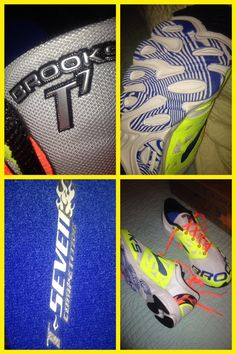 Brooks T7 Racers!!!