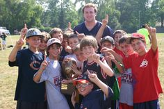 Hi Five Sports Camp :: We provide a safe, encouraging, fun, yet challenging environment in which children can experience team sports.
