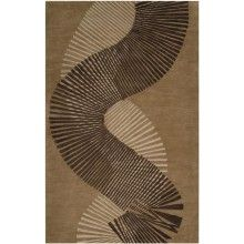 Surya Rug Artist Studio ART233 Brown - $113.00