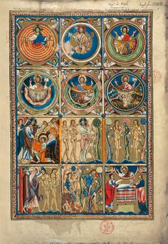 SG 1r - Great Canterbury Psalter - Wikipedia