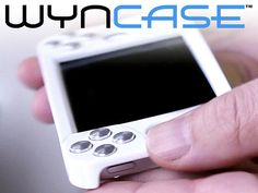 WynCASE: Turn the iPhone into a true mobile gaming console by WynLABS, via Kickstarter.