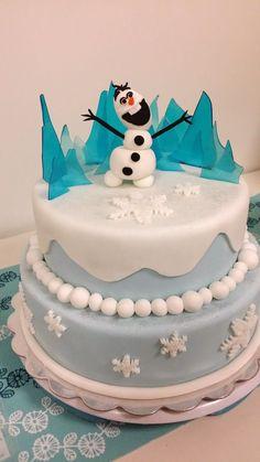 Confetti Frozen cake