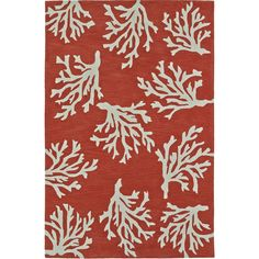 Dalyn Rug Co Seaside Hand Tufted Salmon Ivory Area Size X
