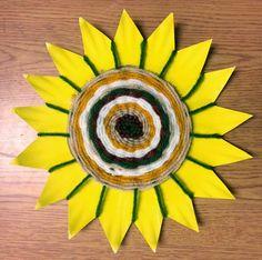Art with Mrs. Nguyen (Gram): Navajo-inspired Radial Plate Weaving (3rd)