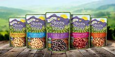 Green Valley Foods — The Dieline - Branding & Packaging