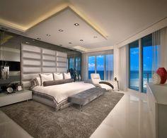 Love the master bedroom! So cozy!