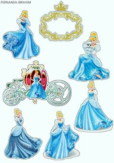 Sort the tools by color to the matching toolbox. Cinderella Dress Disney, Cinderella Birthday, Disney Princess Party, Cinderella Wallpaper, Disney Printables, Disney Scrapbook, Disney Crafts, Princesas Disney, Cute Stickers