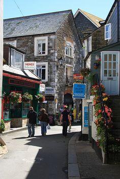 East Looe, Cornwall, England