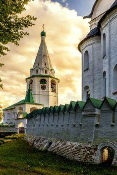 Kremlin in Suzdal #Travel #Russia