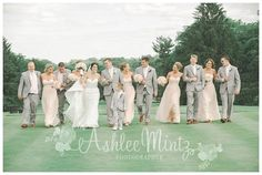 Classic Wedding at Penn Oaks Country Club-Ashlee Mintz Photography