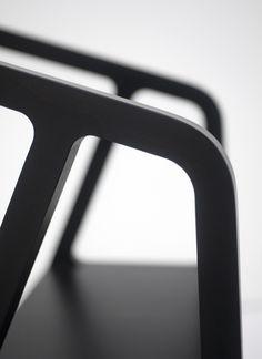 A-CHAIR Designer: Thomas Feichtner Producer: Schmidinger Möbelbau, Austria  #Chairdesign #ThomasFeichtner #AustrianDesign