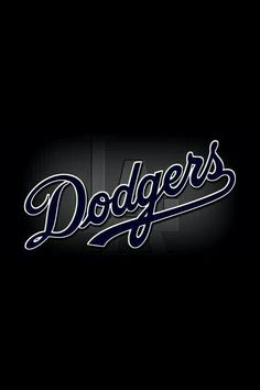 Let's Go Dodgers, Dodgers Nation, Dodgers Girl, Dodgers Baseball, Mlb, Los Angeles Dodgers Logo, Sports Team Logos, Sports Teams, Dodger Game