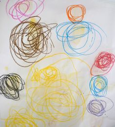 How children use art to process thoughts, ideas and emotions