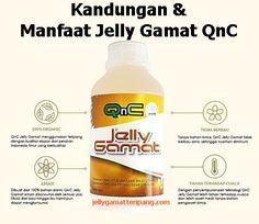 Jelly Gamat QnC merupakan obat herbal alami yang terbuat dari hewan laut yang bernama gamat atau teripang, ada juga yang menyebutnya sebagai timun laut https://goo.gl/Dk4Dc5