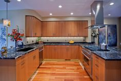 Anegre Cabinets Design Ideas, Pictures, Remodel, and Decor