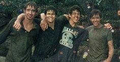 Do fundo do baú: Hugh Jackman mostra foto da adolescência