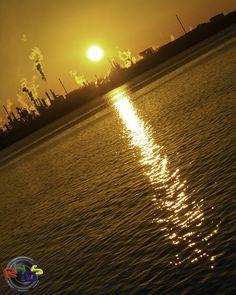 Halifax Harbour Sunrise 2 copy by Rodney Hickey Design Studio, via Flickr