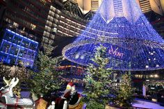 christmas in germany | Photo taken on Dec. 14, 2012 shows Christmas decorations at a plaza of ...