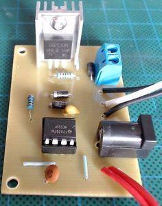 12V NE555 PWM Controller Under $3 Mais