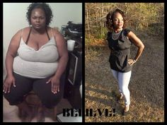 I'm so excited to feature BWLW Online Community member Janette Colantonio. She lost 243 pounds, down from 412 pounds, the old fashioned way. Eating right and exercise.