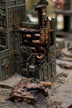 Spyral Prime Battle Boards | Warhammer World - The Spyral Pr… | Flickr