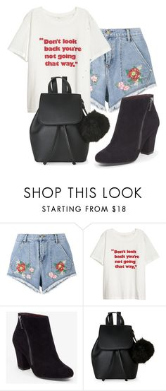 """Outfit #1740"" by lauraandrade98 on Polyvore featuring House of Holland, BCBGeneration and IMoshion"