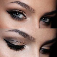 light blue eye makeup - Google Search