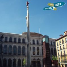 The Reina Sofia Museum #Madrid #Spain