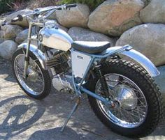 Wassell & Dalesman Images of Classic English Trials and Motocross Bikes at Sheldon's Emu Motorcycle Engine, Motorcycle Art, British Motorcycles, Cars And Motorcycles, Motos Trial, Man Shed, Brat Cafe, Trial Bike, Mechanical Art